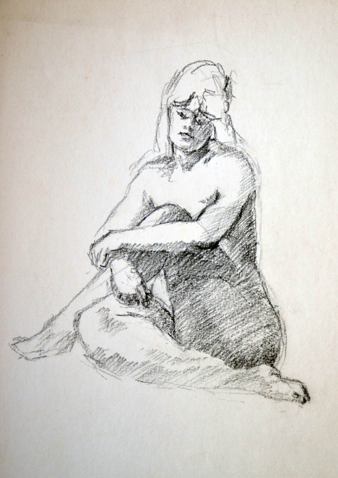 Female seated