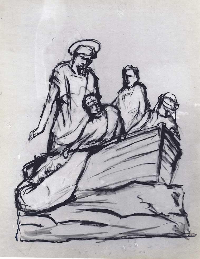 Christ & Apostles