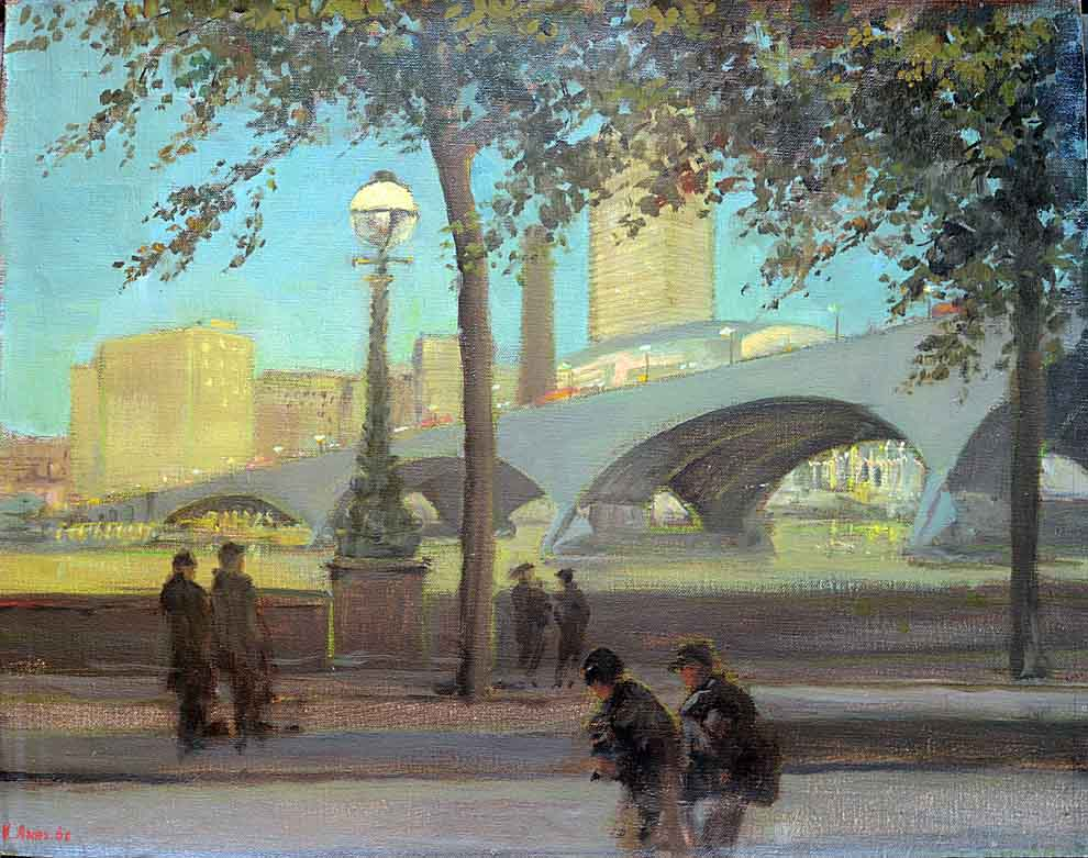 Embankment 1960