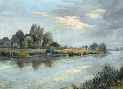 The Thames Laleham