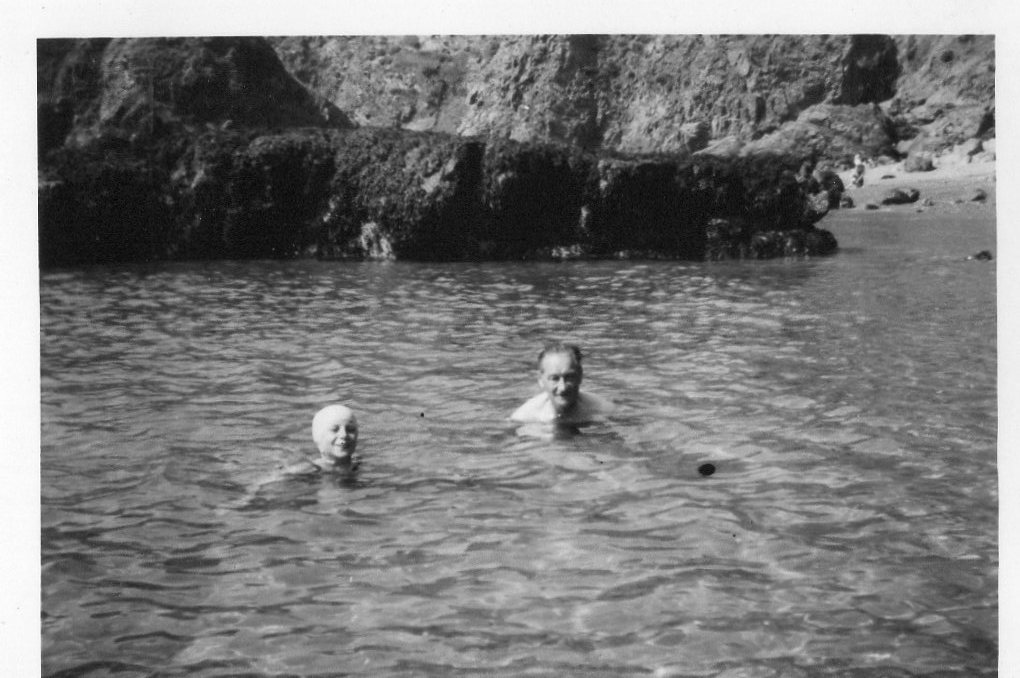 Kenneth Swimming