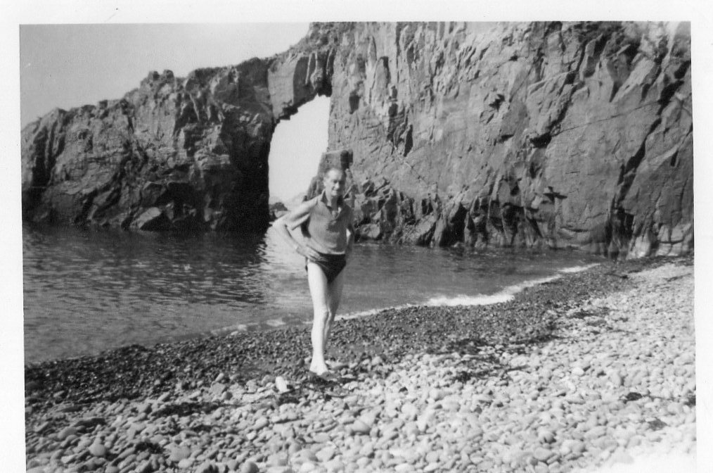 Kenneth, Dixcart Bay, Sark
