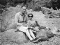 Kenneth and Margaret, Sark