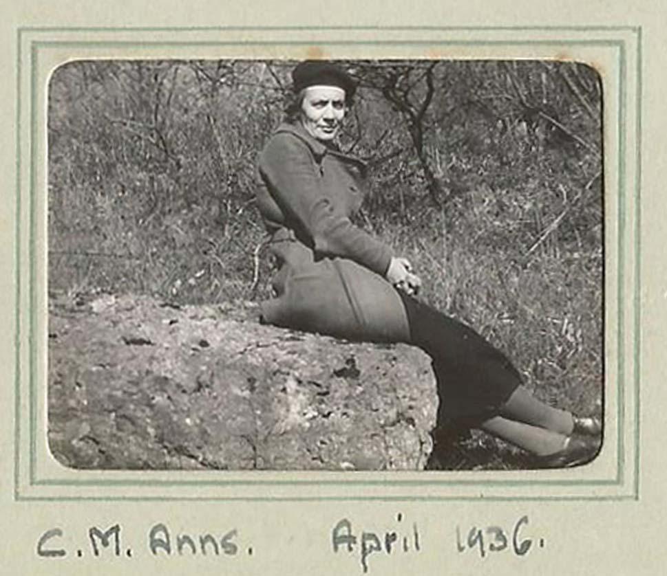 Mrs C M Anns
