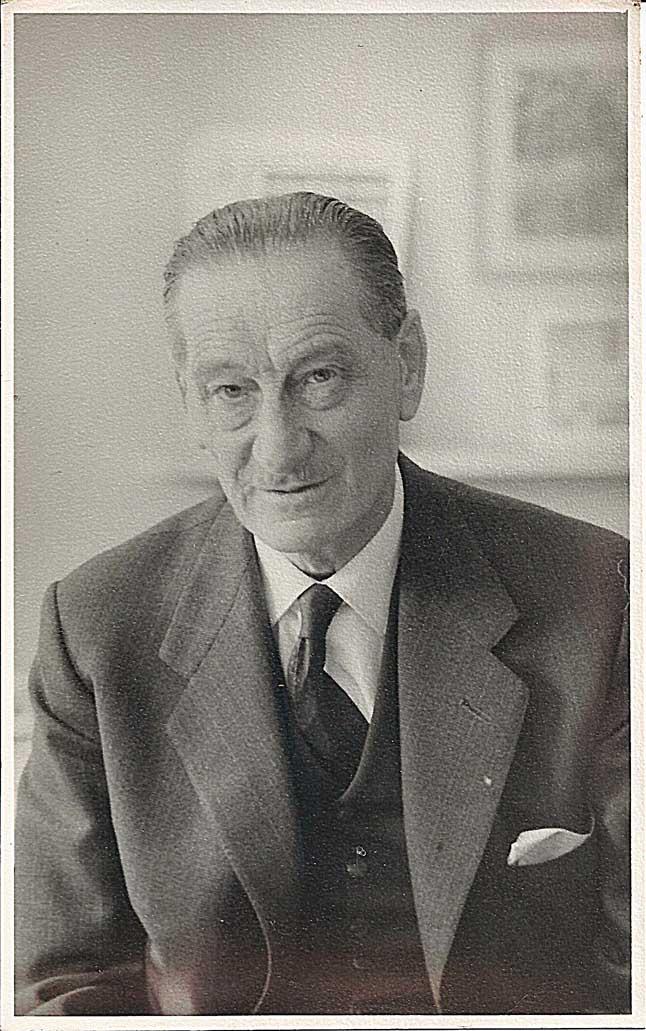 Kenneth at Cedars 1961
