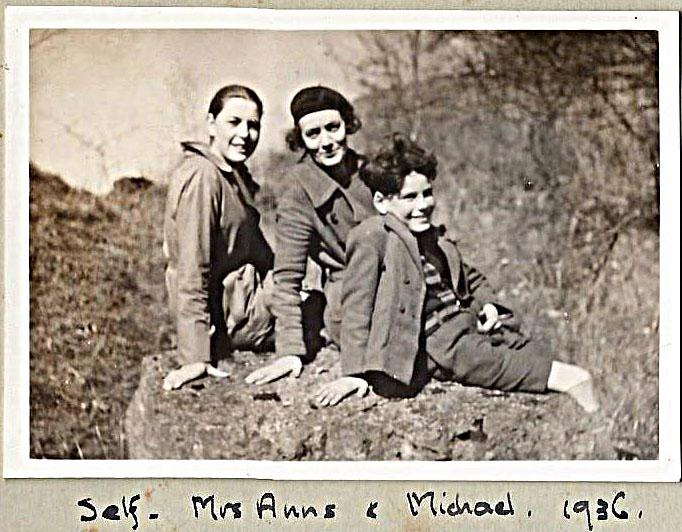 Margaret, Ceclia, Michael