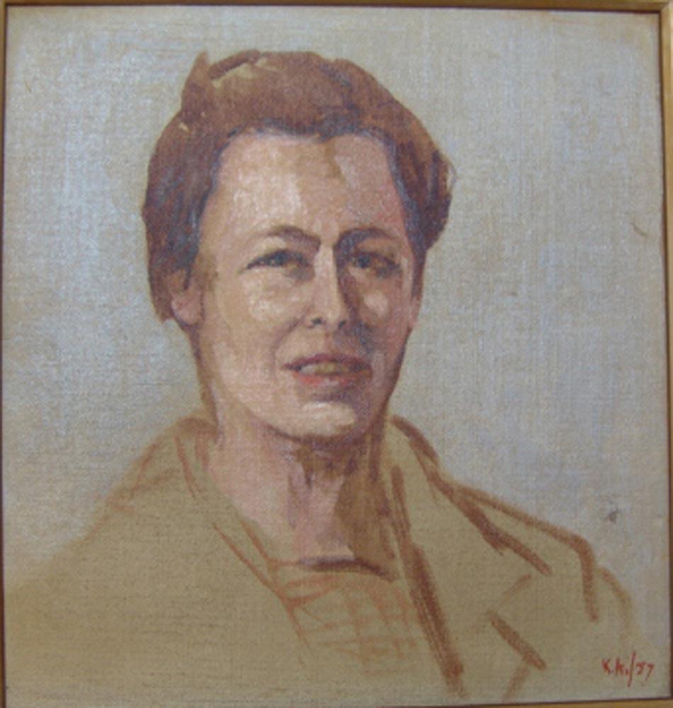 Margaret Anns 1957