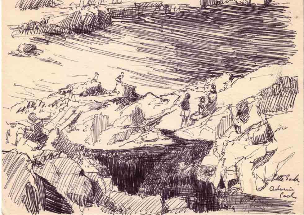 Sark, Adonis Pool