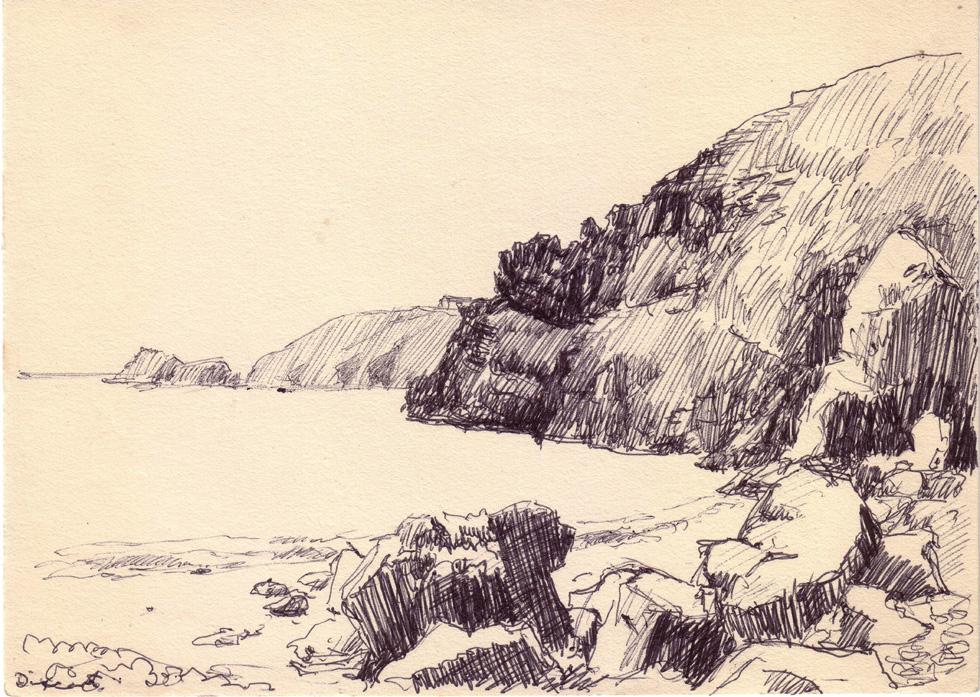 Sark, Dixcart Bay