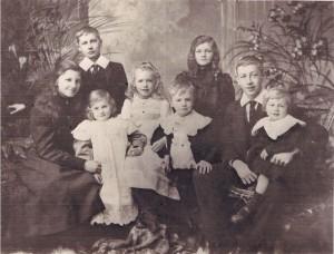 Burt family